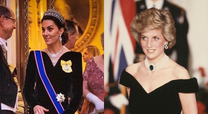 這次不只是致敬!黛安娜王妃經典禮服時隔20年重返英國皇室