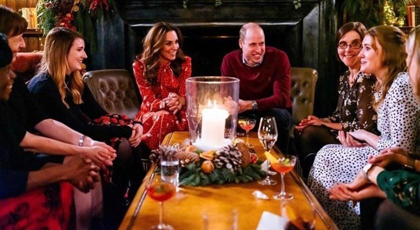 凱特王妃「下廚私照」被公開!加碼自爆與威廉王子的交往秘辛