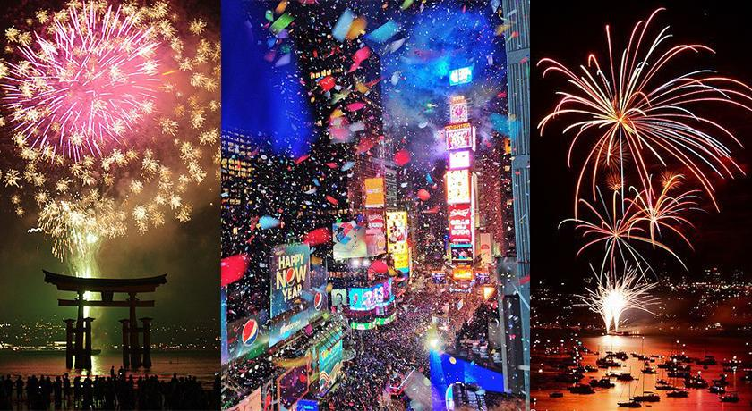 年末去哪玩?網推「七大景點」此生跨年必去!