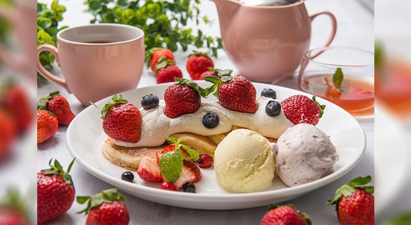 錯過今年就等明年,「草莓控」絕對要一探究竟的鬆餅系列!