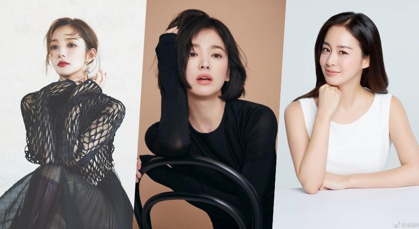 國外網友票選「韓國最美女星」30+大勝,年輕女團成員竟然全軍覆沒