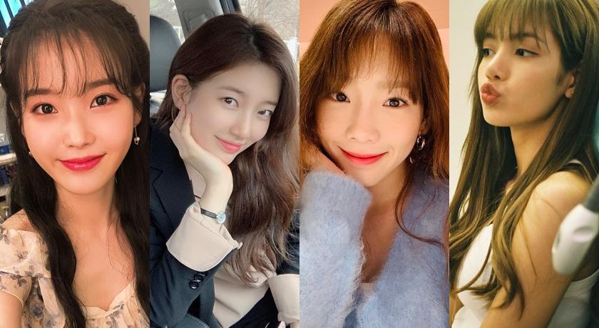 2019 韓國女星IG人氣王揭曉!IU、太妍都不敵性感夯團,冠軍追蹤人數比台灣總人口還多