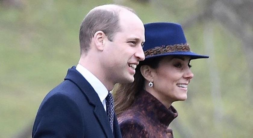 英國皇室真有Dress code?凱特王妃新年首露面與「她」撞衫了!