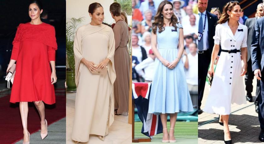 凱特王妃 2019 整年治裝費竟「高達天價」,卻還是輸給她...
