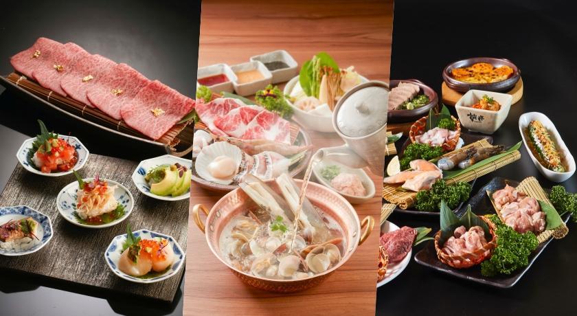 新年走春必去!滿滿和牛燒肉、頂級日式鍋物讓你新春胖三斤!