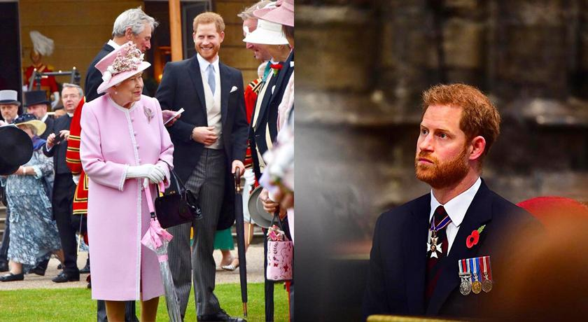 為養活奢豪妻,外媒賭盤預測哈利王子下份工作竟是「成人電影演員」!