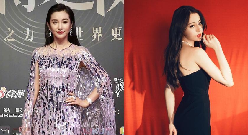 選舉當天李冰冰、迪麗熱巴「台灣貨」登紅毯!無敵巧合掀熱議