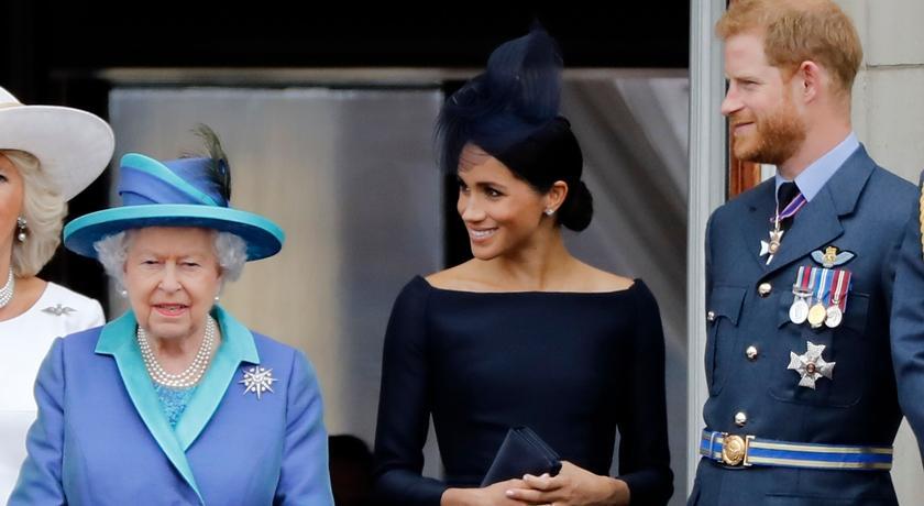 女王同意哈利、梅根退出皇室!「9500萬台幣」成第一筆債務