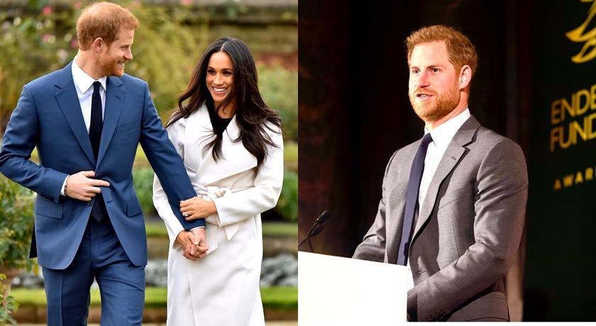 (有片)退出王室後...哈利首發聲:我們別無選擇!英民眾不買單