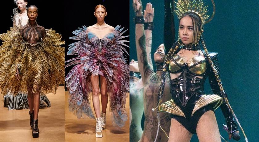 好像「深海異形」的禮服太怪異!網點名應該只有蔡依林能駕馭