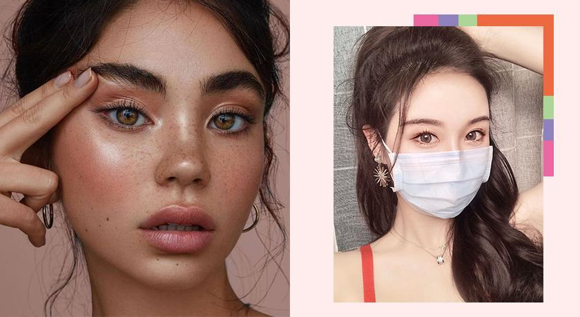戴口罩就不用上妝?讓眼神發光的「重點眼妝技法」全網都在收!