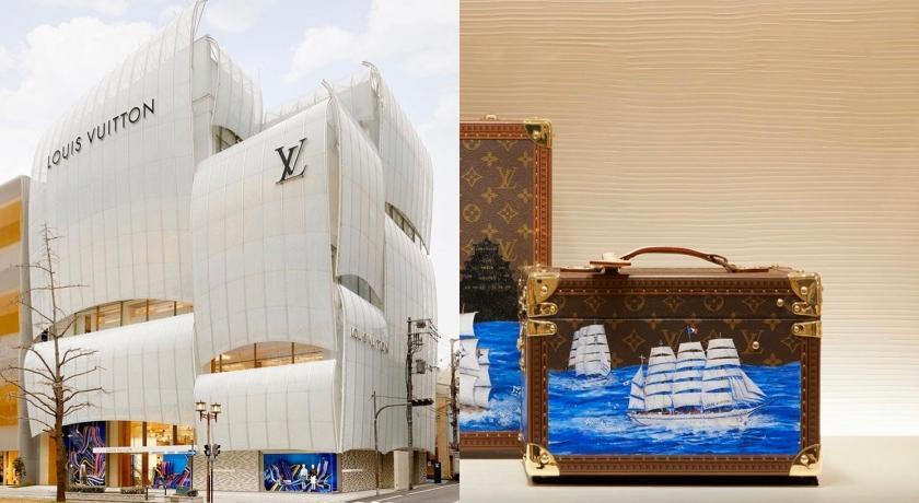 絕美打卡點再+1!LV首間品牌咖啡店將於大阪開幕