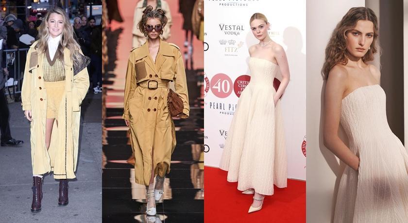 【時尚前後台Top 5】凱特王妃「地雷色」被讚爆、安海瑟薇產後秀火辣S曲線