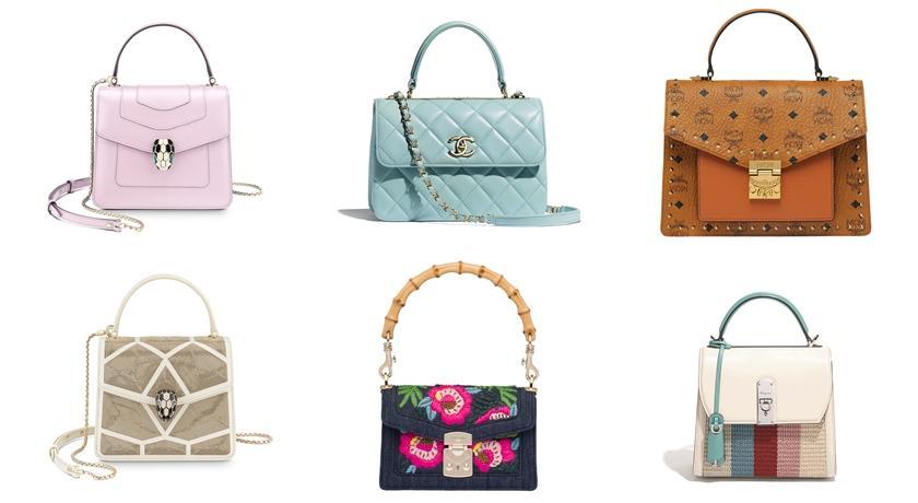 時尚圈稱為「女人公事包」!10 款手提掀蓋包成今年春夏必備款