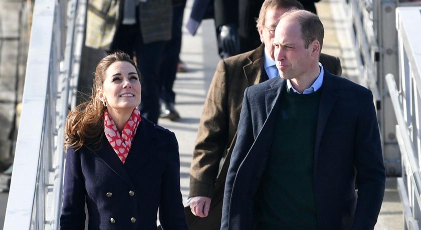 喬治小王子要吃醋了!凱特王妃對小粉絲做「一個動作」超暖心