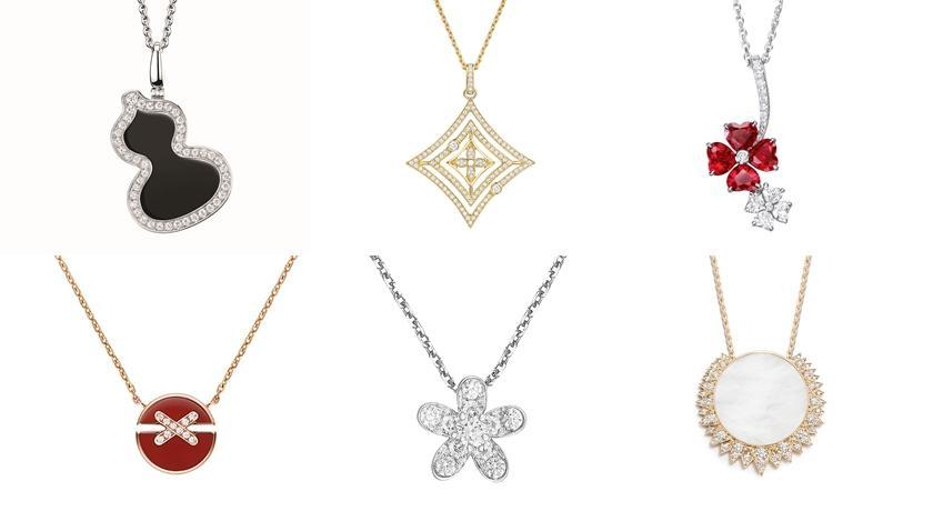 擁有人生第一顆鑽石!12 款「鑲鑽項鍊」最親民價五萬就能入手