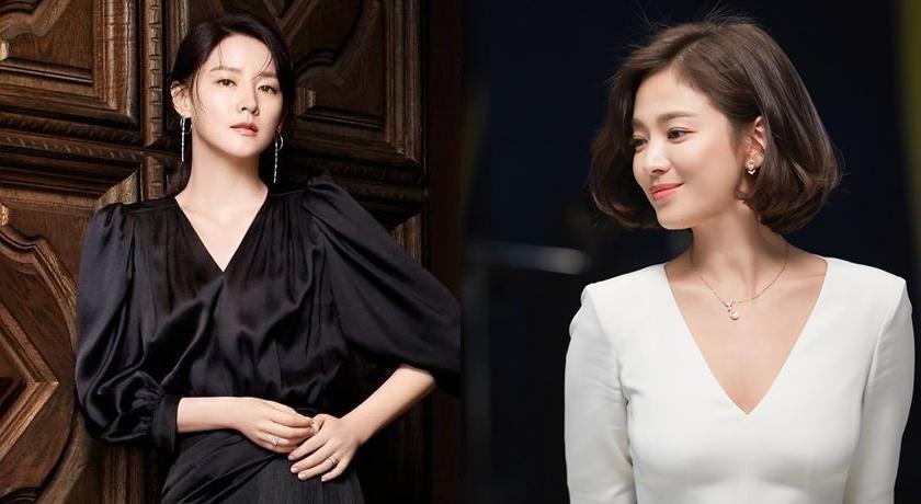 南韓最美女星最新調查出爐!李英愛、宋慧喬竟然都不敵「她」