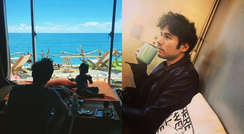 鳳小岳:就一起在沙灘上等日出吧! 4 招「寵妻日常」感情超甜蜜
