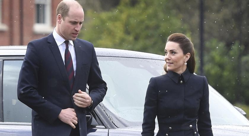 又見四人出訪畫面!威廉王子、凱特王妃「全新皇室團隊」登場