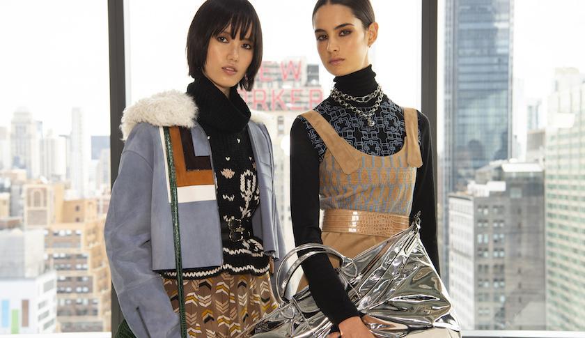 紐約時裝週》迷你包過時了?Longchamp摺疊包推「巨霸」尺寸超吸睛