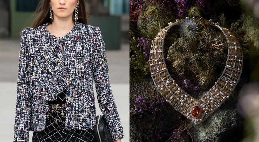 香奈兒「小香風外套」變身珠寶!最貴作品直逼台幣一億兩千萬