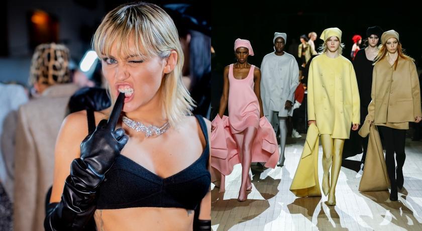 紐約時裝週》話題女星驚喜登台!嘻哈歌手看秀糗被誤認成「最討厭的她」⋯