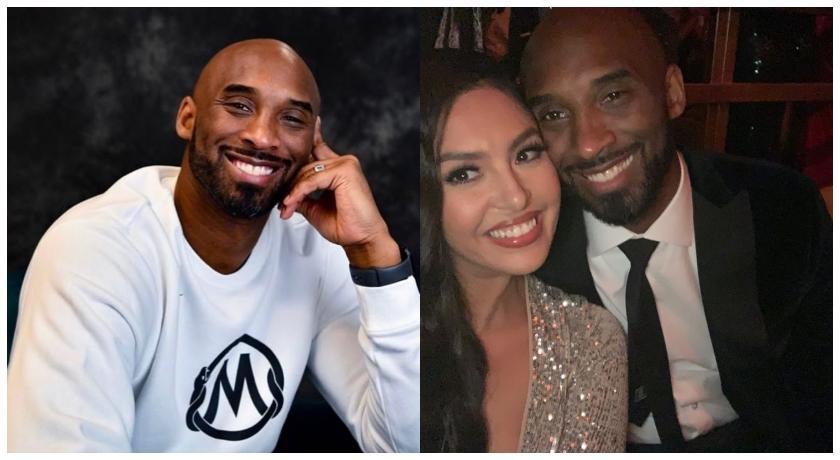 傳奇球星 Kobe Bryant 老婆 PO 文,粉絲們全心碎...