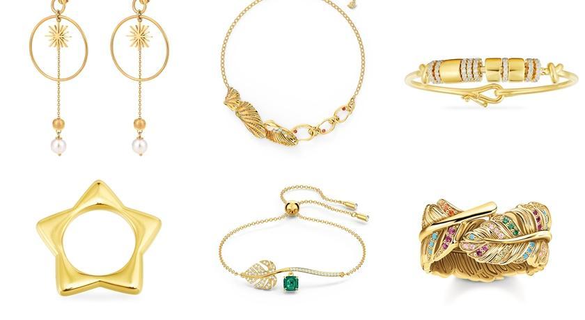2020春夏「金色勢力」回歸!奶奶珠寶盒裡必藏的金色首飾最火