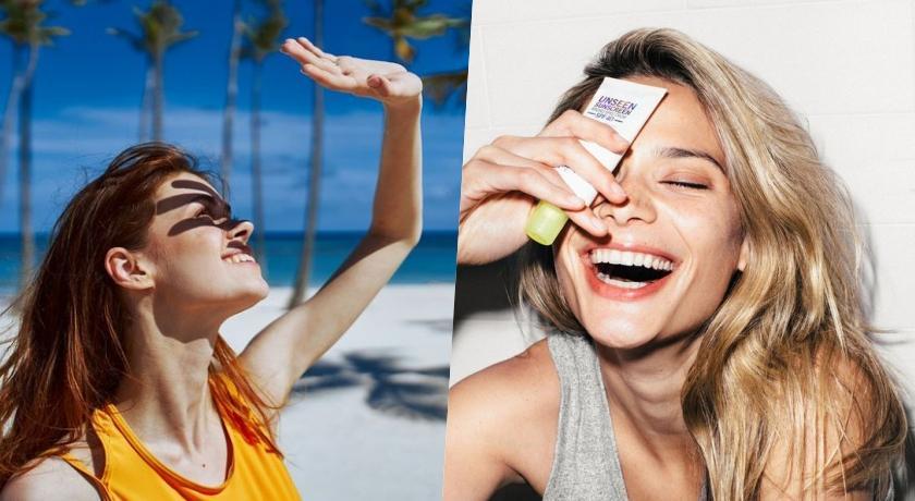 春天太陽跟夏天一樣毒辣!「防曬型」飾底乳成了春妝最佳選擇