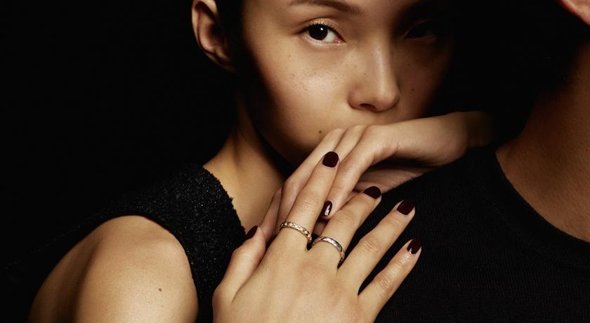 珠寶盒》把菱格紋戴在指間!COCO CRUSH 再推窄版戒指超好搭