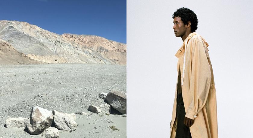 「硫磺」竟然成為設計靈感來源!Peter Wu 新作彷彿遊歷中亞