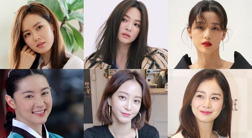 潤娥、IU 全落榜!韓網票選「十大美女」全是近 40 歲資深女神