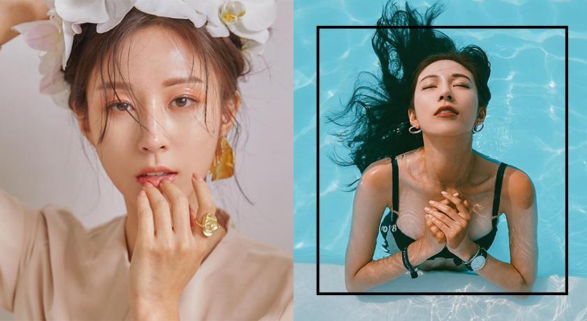 韓版張鈞甯成為韓國最新「整容範本」!全因這組火辣比基尼照