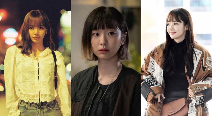金多美、朴敏英...女星都在剪的「齊眉劉海」,這一款看起來最少減 5 歲!