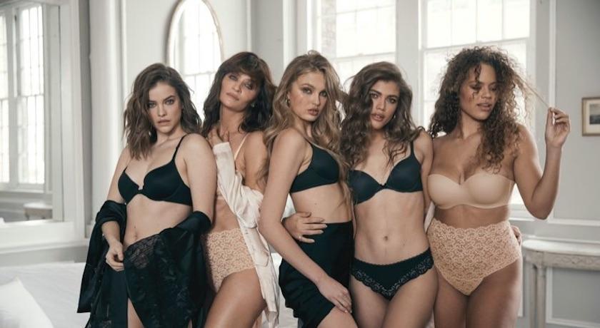 不只有性感而已!維多利亞的秘密最新廣告「全變了樣」⋯