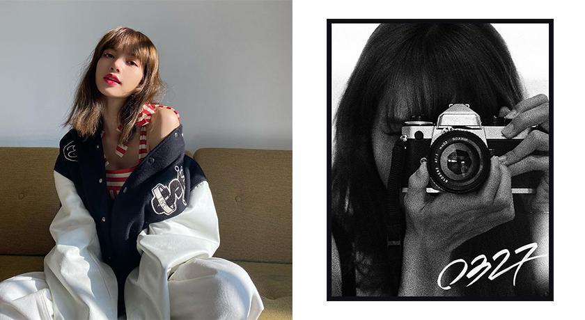 人間芭比 Lisa 生日推出「限量攝影集」, BLACKPINK 成員私畫面全收錄粉絲搶破頭!