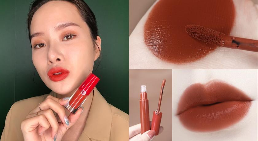 韓妞搶翻天的「復古磚紅」色終於來台!網激推:恰到好處的棕紅色調