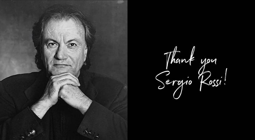 時尚圈震撼!義大利鞋王 Sergio Rossi 不敵武漢肺炎病逝