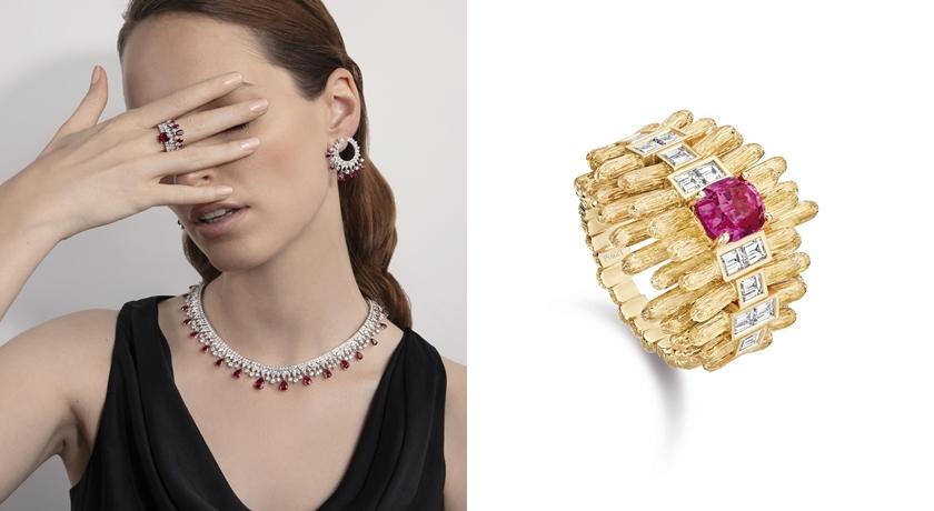 伯爵「豪宅級」珠寶展!最貴的項鍊一條就要台幣一億一千多萬