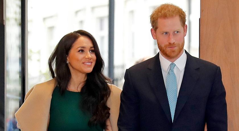 退出皇室才 8 天!梅根遭八卦媒體爆料:委律師將對哈利提離婚
