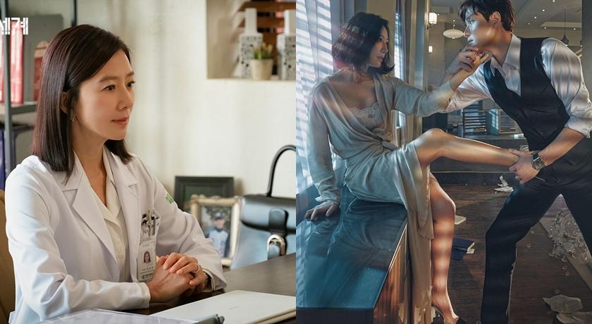 《夫婦的世界》正宮金喜愛甩腥夫!「女狂人風格」掀網路熱議