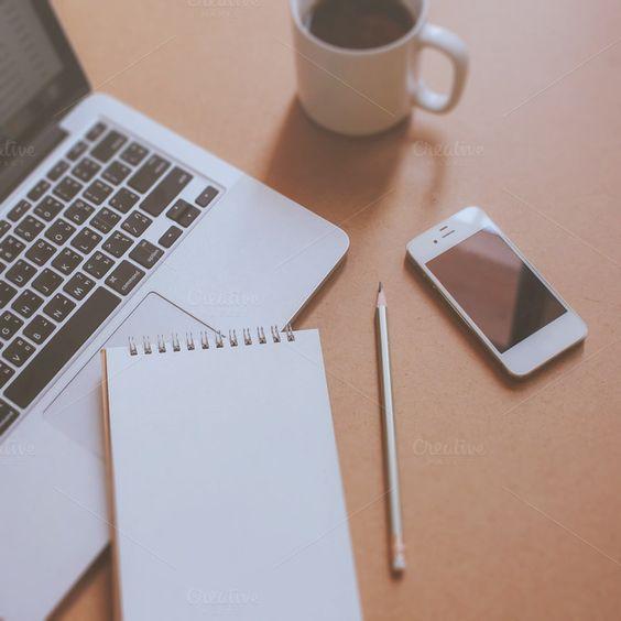 在家工作效率不想一片白,就得維持這些習慣。(翻攝自pinterest)