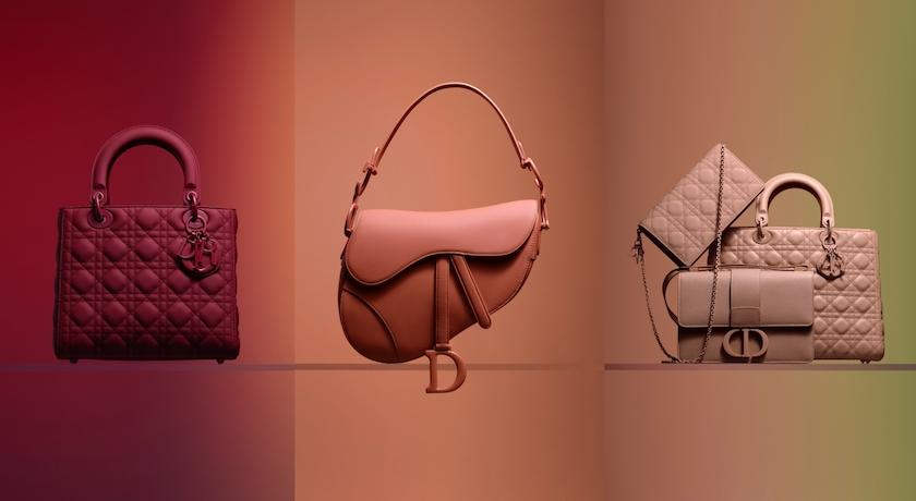 經典包款全染上絕美消光色!Dior高雅「迪奧灰」大有來頭