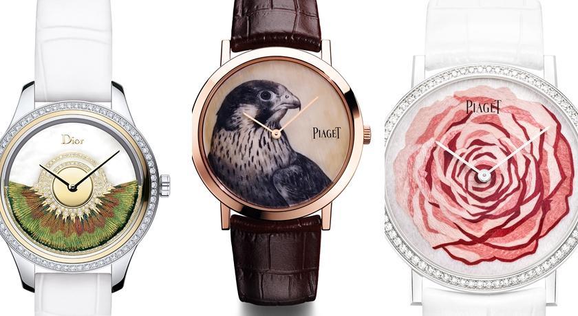 木頭做的玫瑰、化石也能雕刻!怪奇手錶意想不到另類材質解密