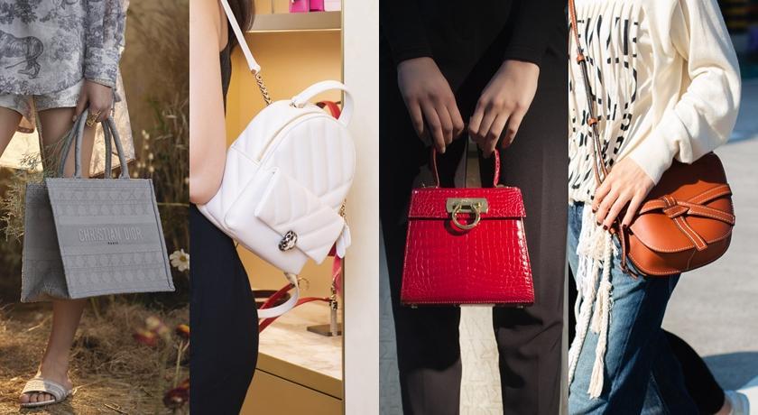 是要去約會還是跟閨蜜下午茶?看女生背的「包」秒懂她要去哪