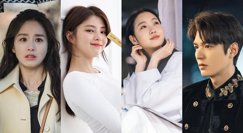 南韓最新話題演員 TOP10!李敏鎬、金泰希、金高銀都入榜,冠軍是人氣火爆的「她」!