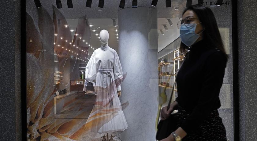 奢侈品紛逃香港!反送中、武漢肺炎讓昔日「購物天堂」成黑洞