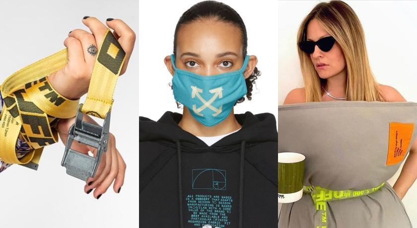 完全意料中?Off-White「天價口罩」登上Lyst首季最受歡迎時尚單品