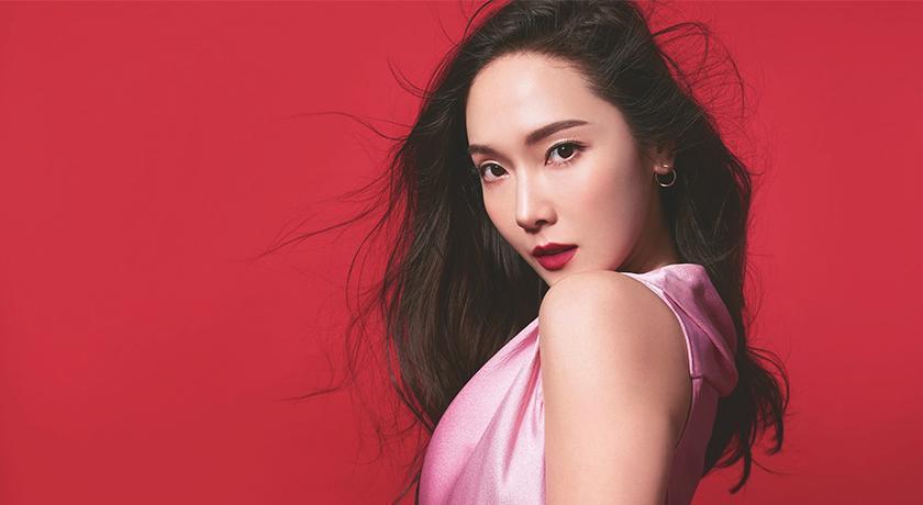 韓女神潔西卡「性感曲線」全都露,終於公開喜訊自曝秘密藏好久!