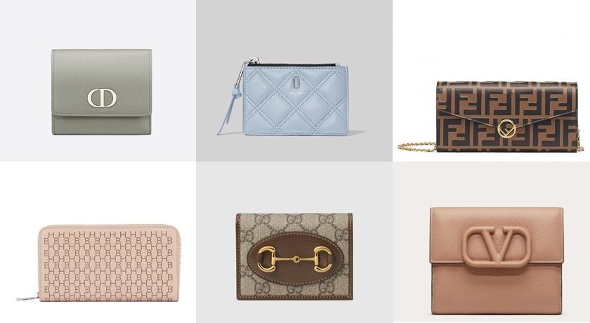 長夾、短夾、零錢包盤點!這款「母親節禮物」更想自己留著用